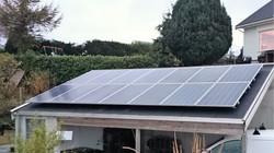 Solceller på garasjetak | Hundvåg