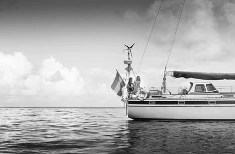 Zeilreis Nederland - Martinique