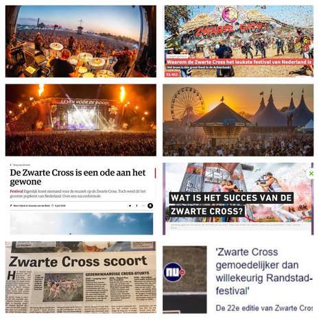 PERS & MEDIA FEESTFABRIEK / ZWARTE CROSS 2018