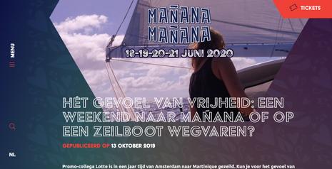 Blog Manana Manana