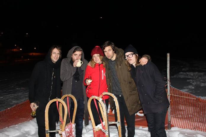 Q-snowcase met Kensington
