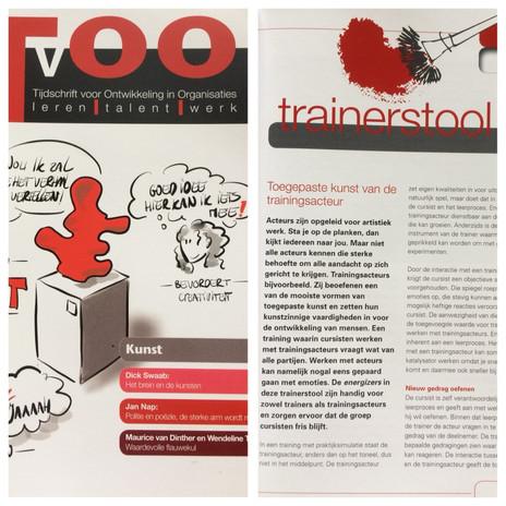 Artikel Tijdschrift voor Ontwikkeling in Organisaties