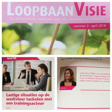 Artikel Loopbaan Visie