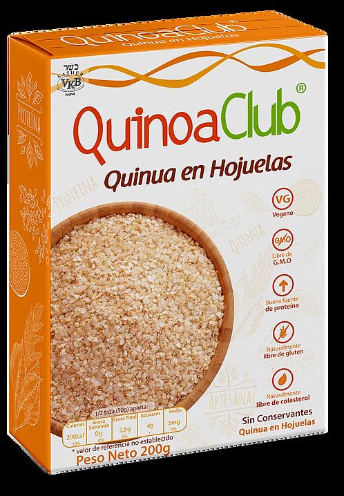 Quinua en Hojuelas