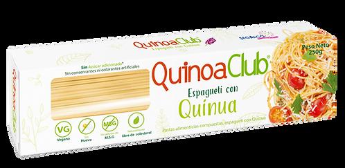 Espaguetis con Quinua