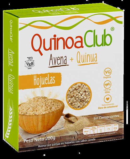 Hojuelas de Quinua + Avena