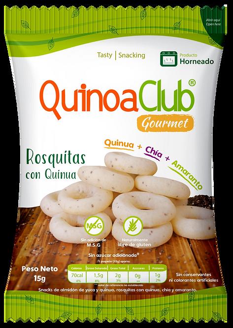 Rosquitas de Quinua | Gourmet