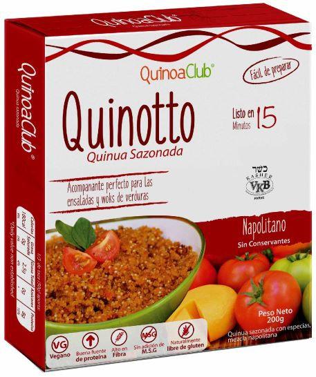 Quinotto | Napolitano