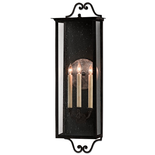 "Vicario 35"" Outdoor Wall Sconce"