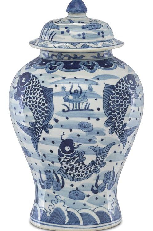 Ming Temple Jar