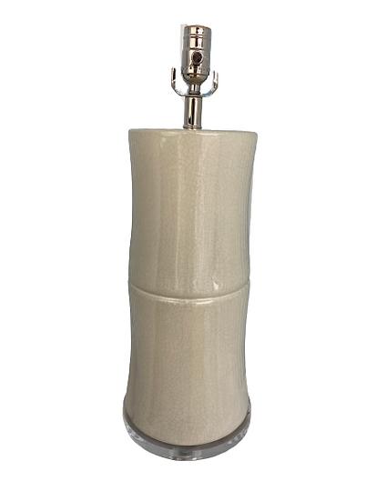 Heath Original Celadon Crackle Table Lamp
