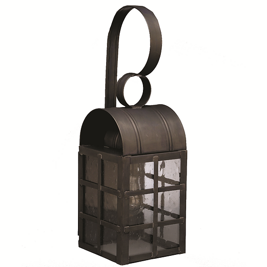 """Ansel 18"""" Handcrafted Wall-Mounted Outdoor Light Fixture"""