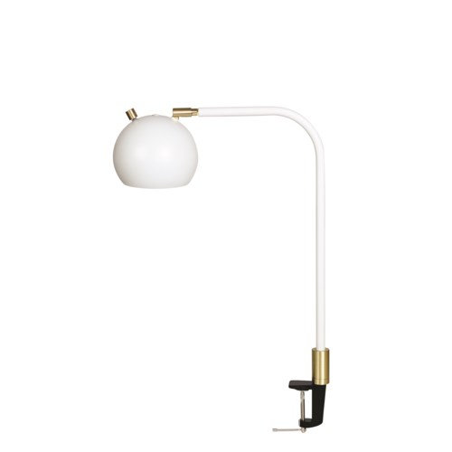 Aria Clip on Desk Lamp