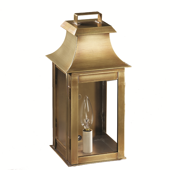 """Concadia 13"""" Handcrafted 1-Light Wall-Mounted Outdoor Light Fixture"""