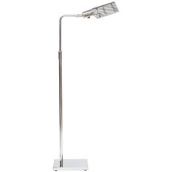 Exquisite Vintage Chrome Floor Lamp by Koch & Lowy