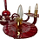 Thumbnail: Murano Glass Chandelier