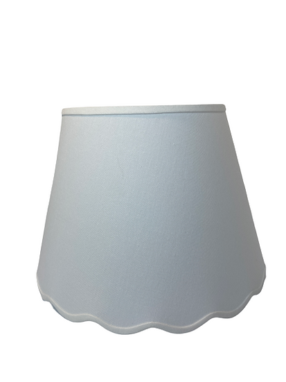 Heath Original Scallop Lampshade