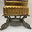 Thumbnail: Vintage Asian Hand Painted Table Lamp