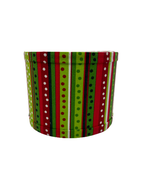 Holiday Drum Chandelier Lampshade