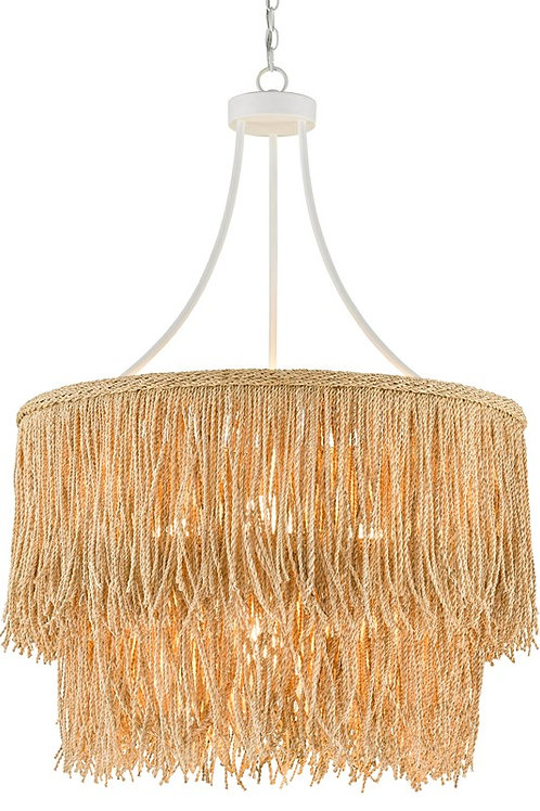 Samoa Two Tiered Chandelier