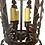 Thumbnail: Vintage Iron Chandelier