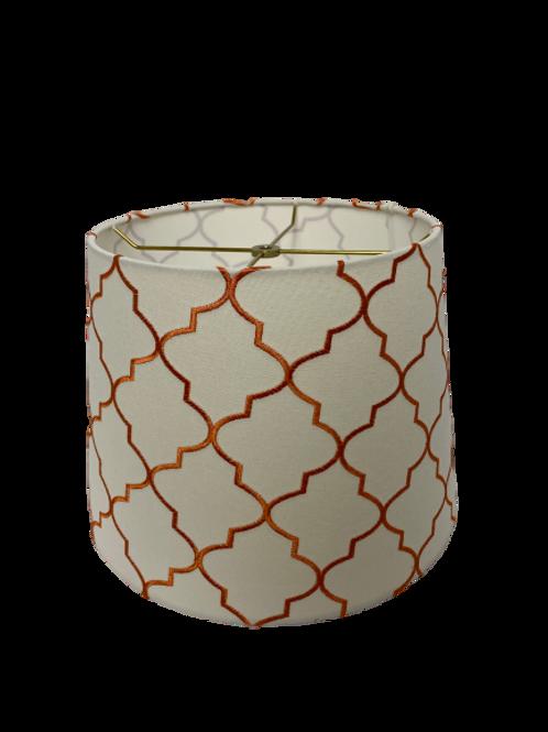 Quatrefoil Lamp Shade