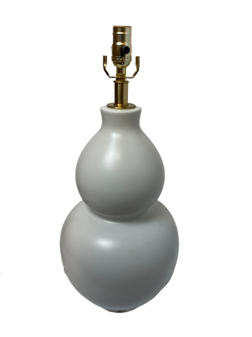 White Gourd Table Lamp