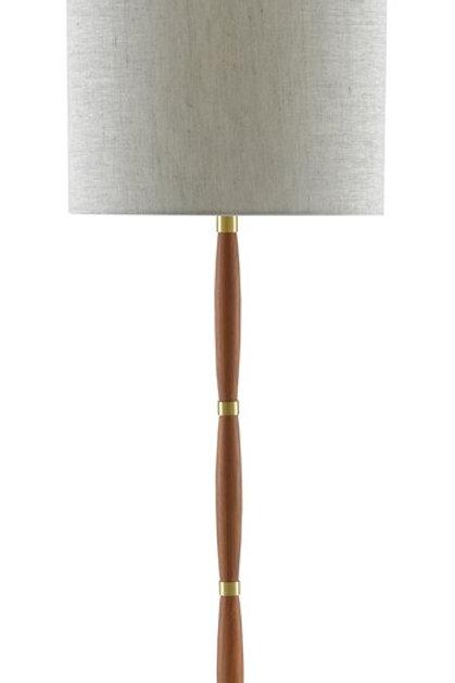 Dashwood Brass Table Lamp