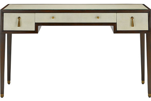 Evie Shagreen Desk