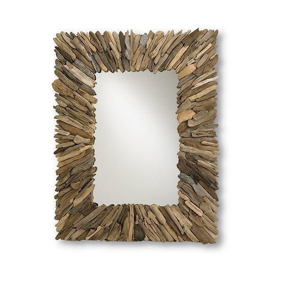 Driftwood Beachside Mirror