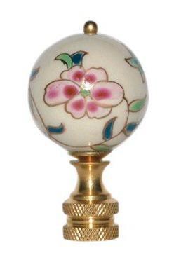 Pink Porcelain Flower
