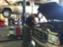 domestic car repair services