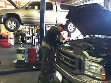 domestic car repair services