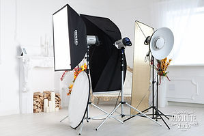 Световое оборудование фотостудии Absolute Studio