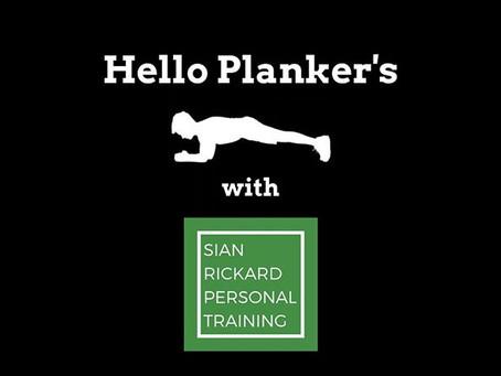 Hello Plankers!
