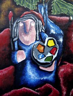 Gnome Painter