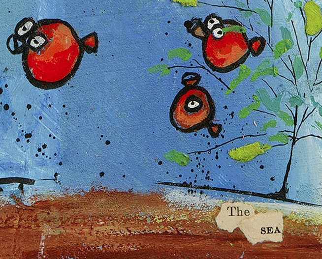 Under the Sea Stories (detail)