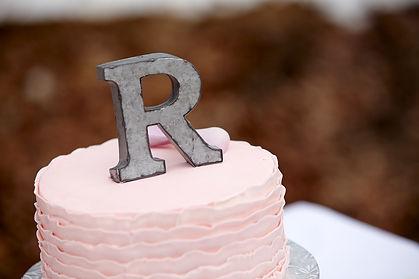 Minnesota Wedding Officiant, wedding cake