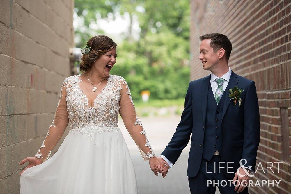 Morgan + Chris | Away We Go Wedded