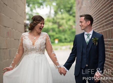 Morgan + Chris | Married