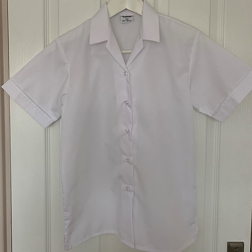 Blouse White Years 9-11