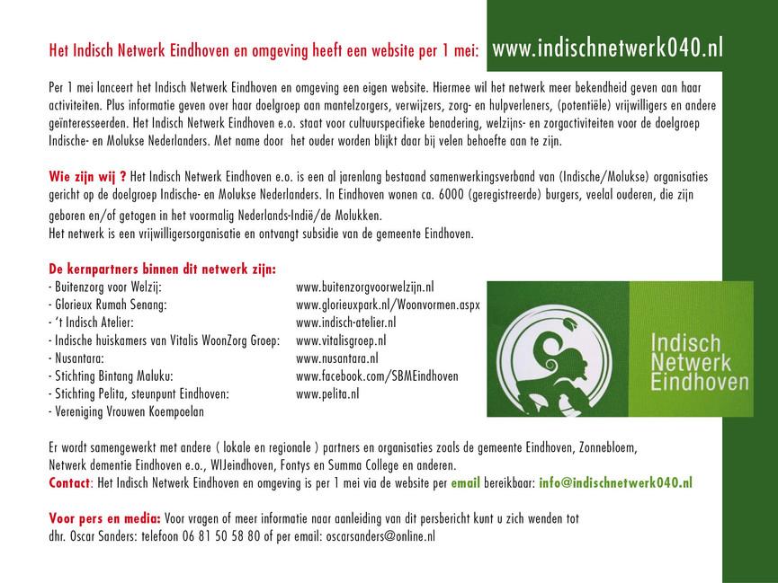 Indisch Netwerk Eindhoven