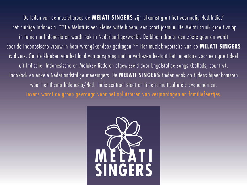 MELATI SINGERS