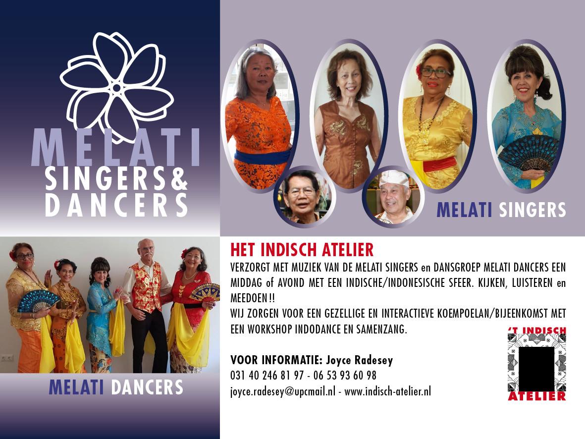 MELATI singers&dancers