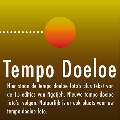 ngotjeh Tempo Doeloe