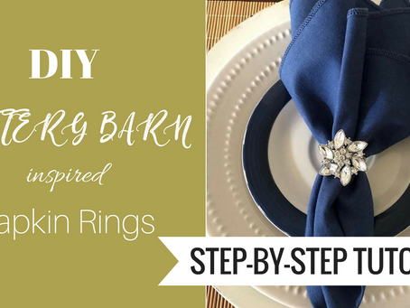 Pottery Barn Inspired DIY