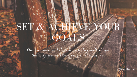goal setting & achievement