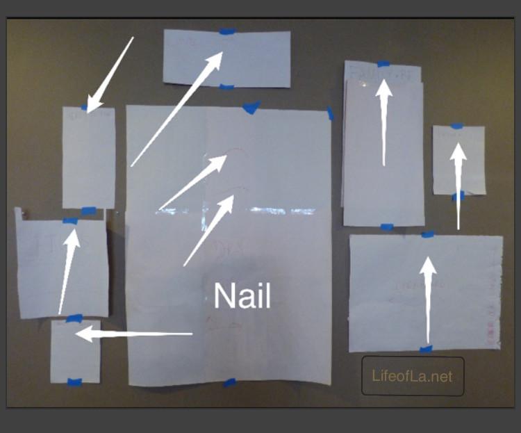 Nail Here