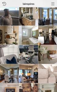 interior designer instagram