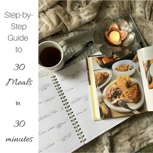 30 meals in 30 minutes